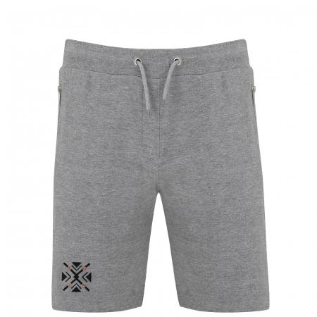 Pantaloni scurți ColorEscu, gri0