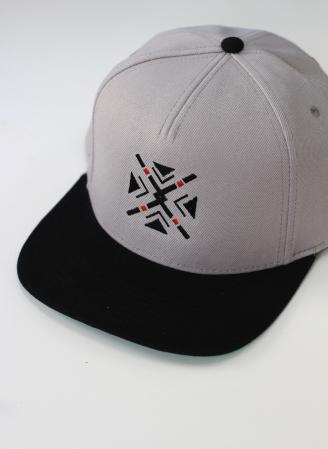 Șapcă ColorEscu, broderie, culoare gri1