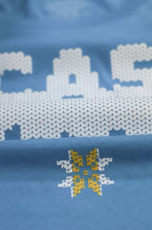 Tricou Acasă, damă, culoare albastră2