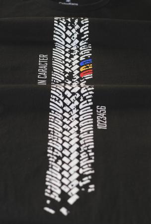 Tricou Amprentă Moto - bărbat1