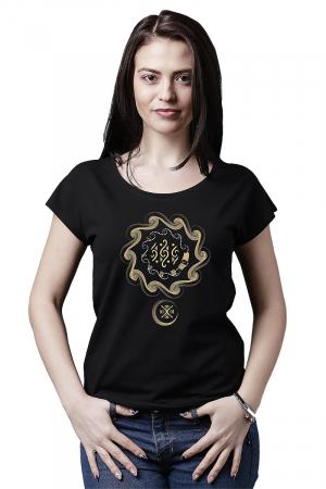 Tricou Cucuteni - damă1
