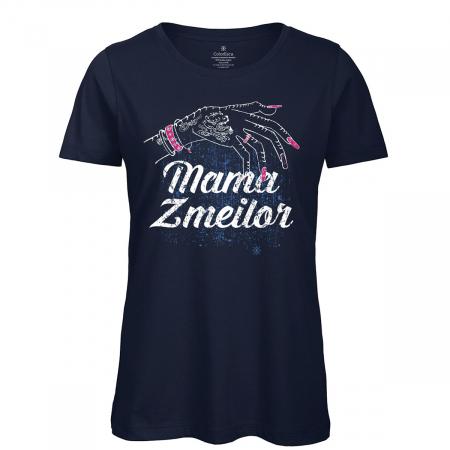 Tricou Mama Zmeilor, CP22, culoare bleumarin0