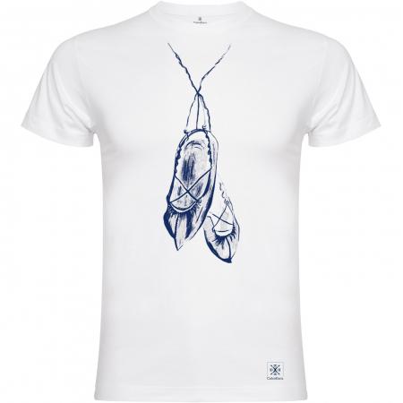 Tricou Opinci Românești, bărbat, culoare albă [0]