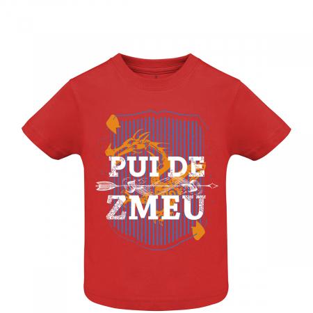 Tricou Pui de Zmeu rosu0