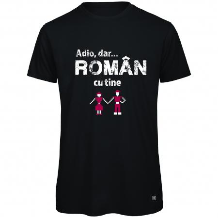 Tricou - Român cu tine - bărbat0