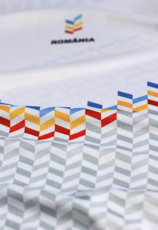 Tricou România - sport, damă2