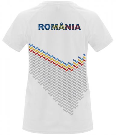 Tricou România - sport, damă1