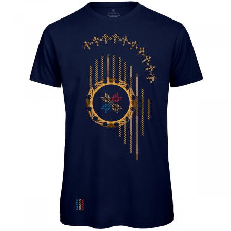 Tricou Simbol România - bărbat0