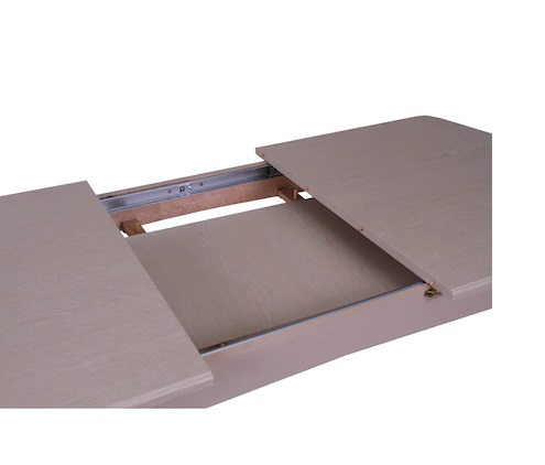 Masa de bucatarie extensibila IMOLA, 120(160)X70 cm, Beige 1