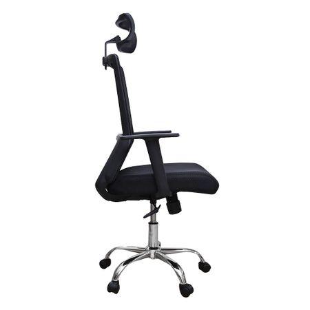 Scaun de birou ergonomic HELSINKI, mesh, negru 2
