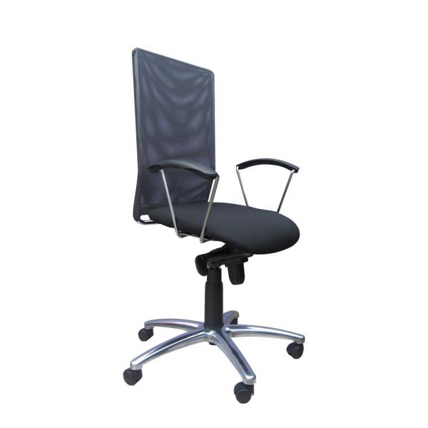 Scaun de birou FUTURE, Negru-gri stofa fiji 1