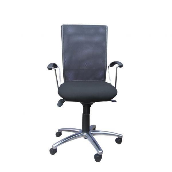 Scaun de birou FUTURE, Negru-gri stofa fiji 0