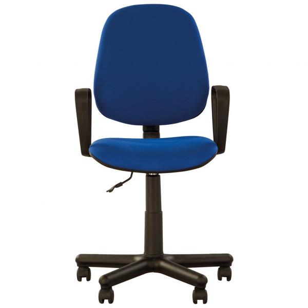 Scaun de birou KOVACS, Albastru stofa cagliari [1]