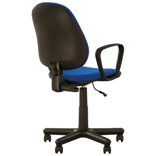 Scaun de birou KOVACS, Albastru stofa cagliari [2]