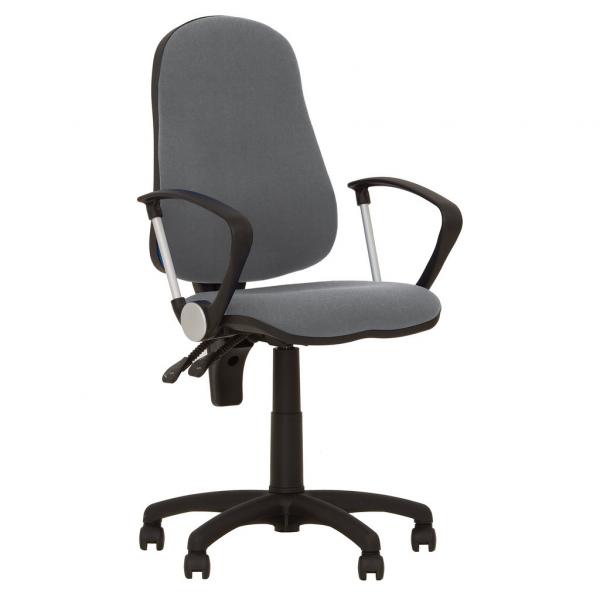 Scaun de birou OFFICE GTP, Gri stofa zesta 0