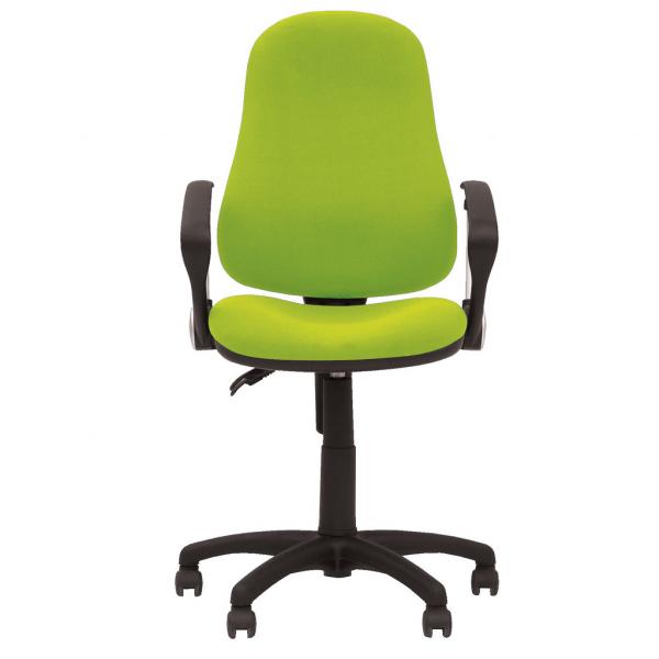Scaun de birou OFFICE GTP, Lime stofa fiji 0