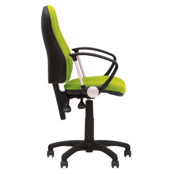 Scaun de birou OFFICE GTP, Lime stofa fiji 1