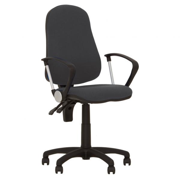 Scaun de birou OFFICE GTP, Negru stofa zesta 0