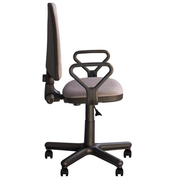 Scaun de birou PRIVILEGE GTP, Gri-negru stofa cagliari 2