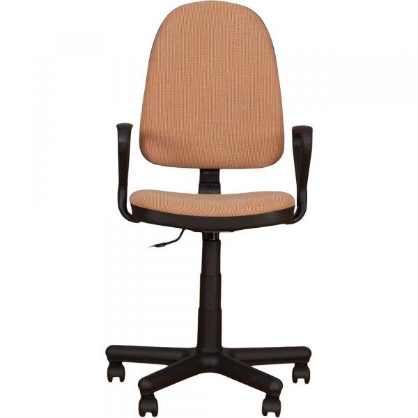 Scaun de birou PRIVILEGE GTP, Ocru-negru stofa cagliari 1