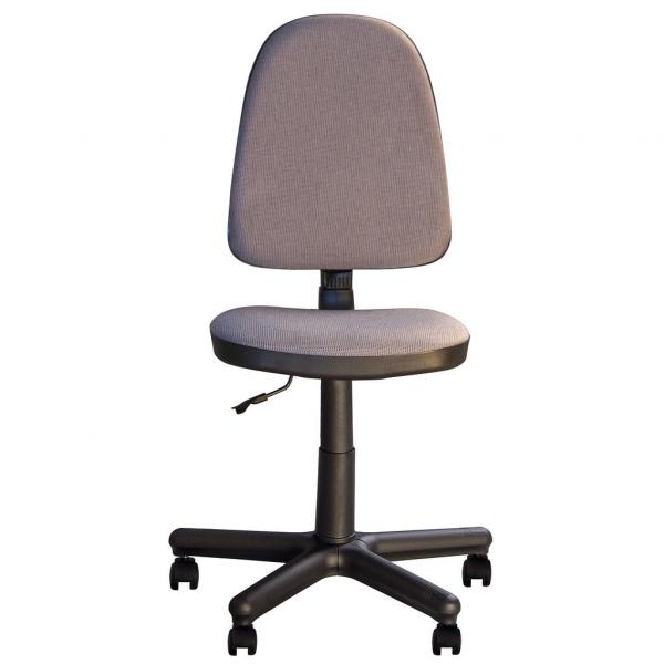 Scaun de birou PRIVILEGE GTS, Gri-negru stofa cagliari 0