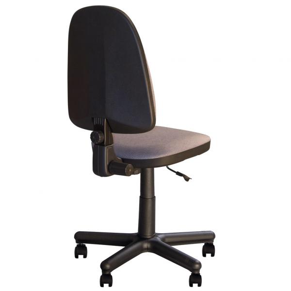 Scaun de birou PRIVILEGE GTS, Gri-negru stofa cagliari [2]