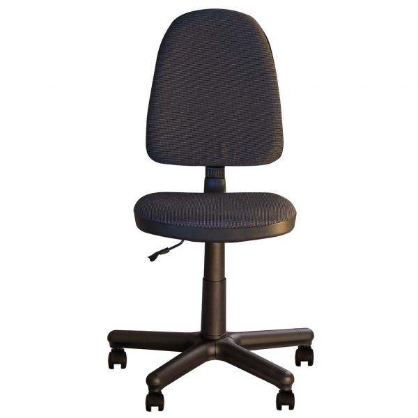 Scaun de birou PRIVILEGE GTS, Negru-gri stofa cagliari 0