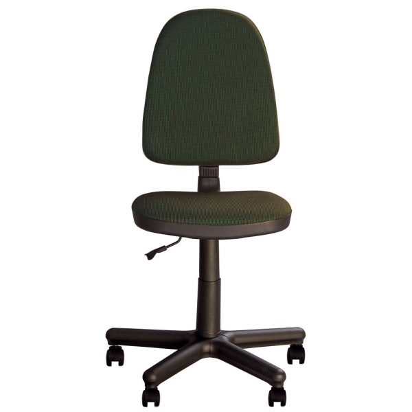 Scaun de birou PRIVILEGE GTS, Negru-verde stofa cagliari [0]