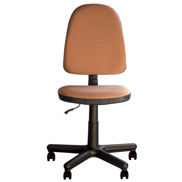 Scaun de birou PRIVILEGE GTS, Ocru-negru stofa cagliari 0