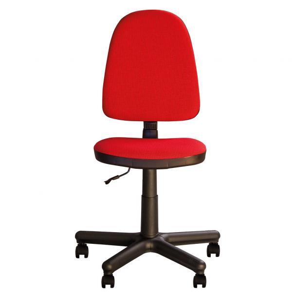 Scaun de birou PRIVILEGE GTS, Rosu-negru stofa cagliari [0]