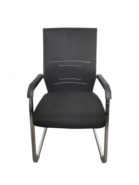 Scaun de vizitator ergonomic TORONTO CF, Negru 1
