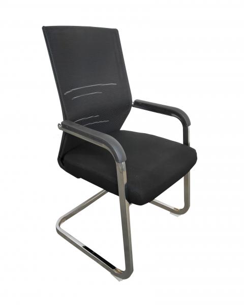Scaun de vizitator ergonomic TORONTO CF, Negru 0