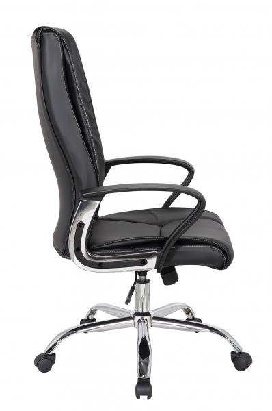 Scaun directorial ergonomic FIRENZE, PU, Negru 2
