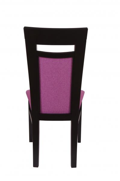 Set 2 scaune Amalfi, Lemn, Wenge/Savannah lilac 4