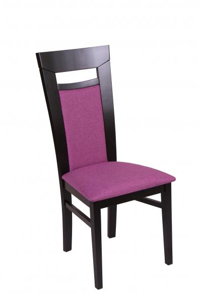 Set 2 scaune Amalfi, Lemn, Wenge/Savannah lilac 1