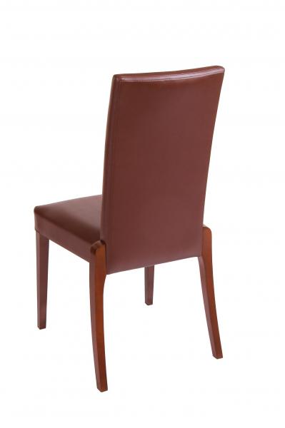 Set 2 scaune Braga, Lemn, Nut/Bum 12 [2]
