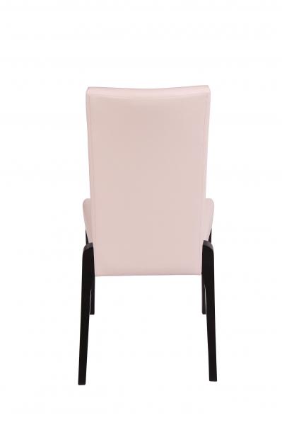 Set 2 scaune Braga, Lemn, Wenge/Bum 02 3