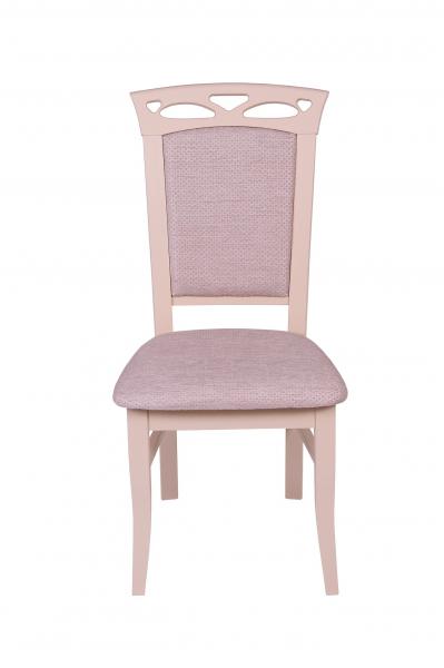 Set 2 scaune Fiona, Lemn, Beige/Regent plain 03 2