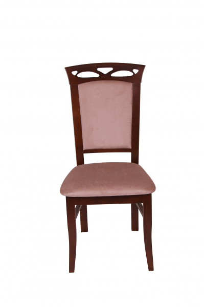 Set 2 scaune Fiona, Lemn, Nut/Aya Nougat [2]