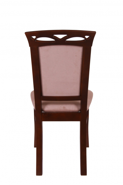 Set 2 scaune Fiona, Lemn, Nut/Aya Nougat [4]
