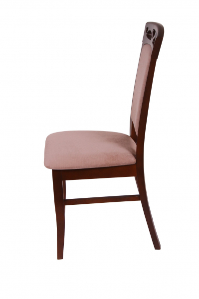 Set 2 scaune Fiona, Lemn, Nut/Aya Nougat [3]