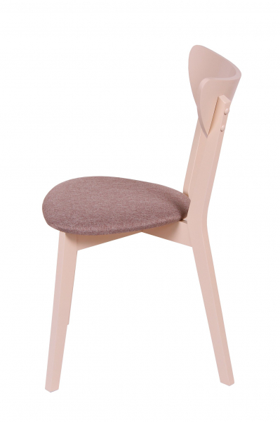 Set 2 scaune NEO, Lemn, Beige/Veles 6 3
