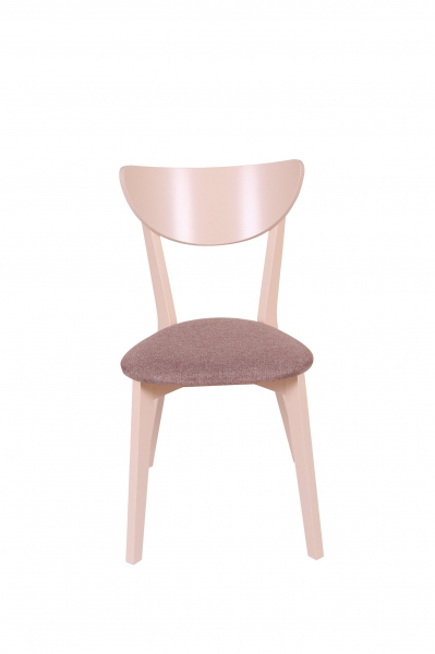Set 2 scaune NEO, Lemn, Beige/Veles 6 2