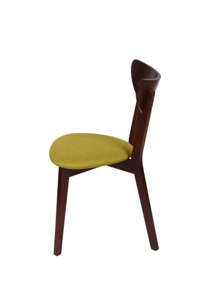 Set 2 scaune NEO, Lemn, Nut/Savannah olive [3]