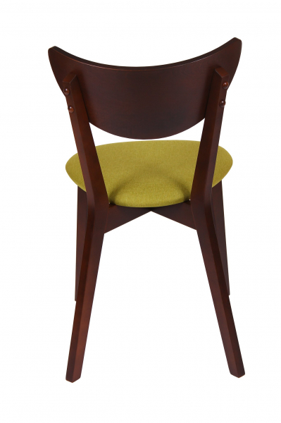 Set 2 scaune NEO, Lemn, Nut/Savannah olive [4]