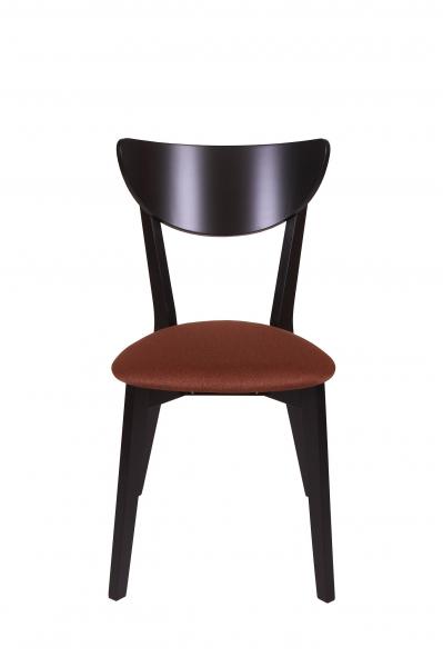 Set 2 scaune NEO, Lemn, Wenge/Bonus New Brown 2