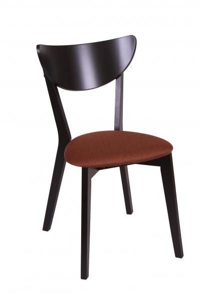 Set 2 scaune NEO, Lemn, Wenge/Bonus New Brown 1