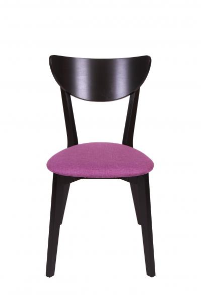Set 2 scaune NEO, Lemn, Wenge/Savannah lilac 2