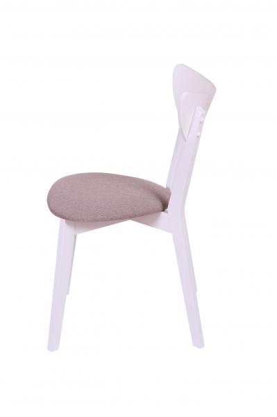 Set 2 scaune NEO, Lemn, White/Bonus New Cappucino [3]