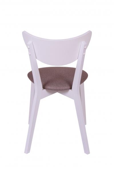 Set 2 scaune NEO, Lemn, White/Bonus New Cappucino [4]